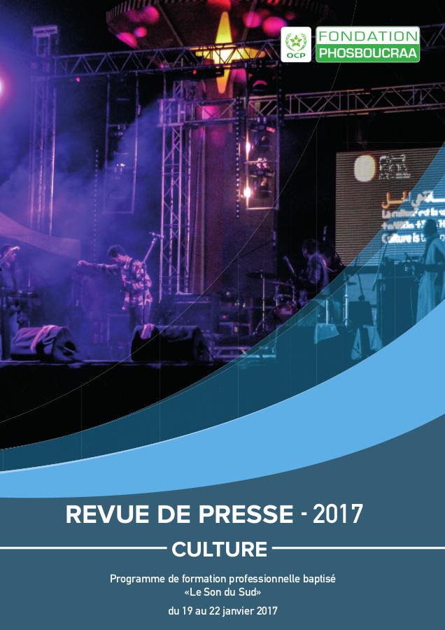 foto de REVUE DE PRESSE 2017